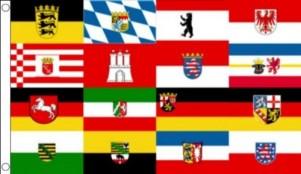 Fahnen der Bundesländer