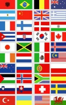 Internationale Stoffabzeichen