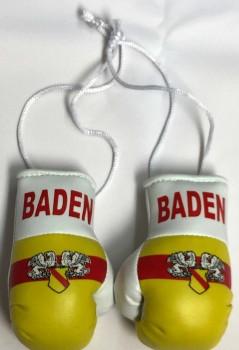 Mini Boxhandschuhe BADEN
