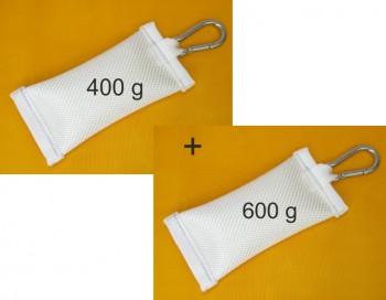 Fahnengewicht Kombi 1000g