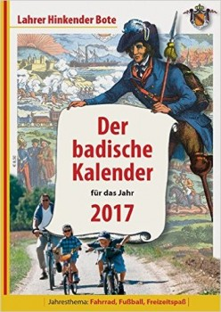 Der badische Kalender für 2017