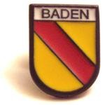 Pin Baden Emaille