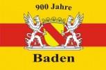 Bad. Hissflaggen 900 Jahre Baden
