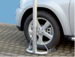 Autofuß 75er für Mobilmasten