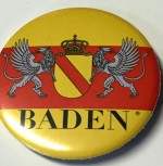 Button mit Wappen