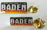 Pin BADEN Feuer