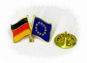 Länder Freundschafts Pin