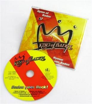 "CD ""King of Baden"""