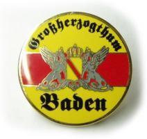 GHZ - Baden Pin Rund