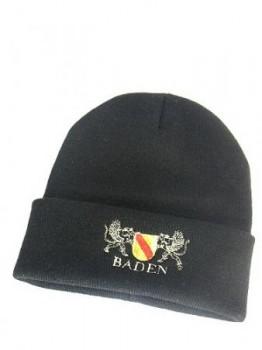 Mütze Baden schwarz
