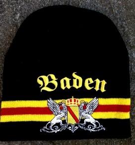 Mütze Baden Streifen Baden