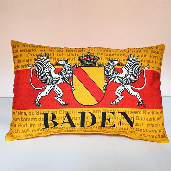 Autokissen - Badnerlied