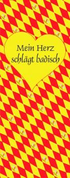 Rautenfahne Baden Oktoberfest