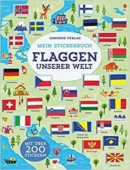 Flaggen unserer Welt - Buch