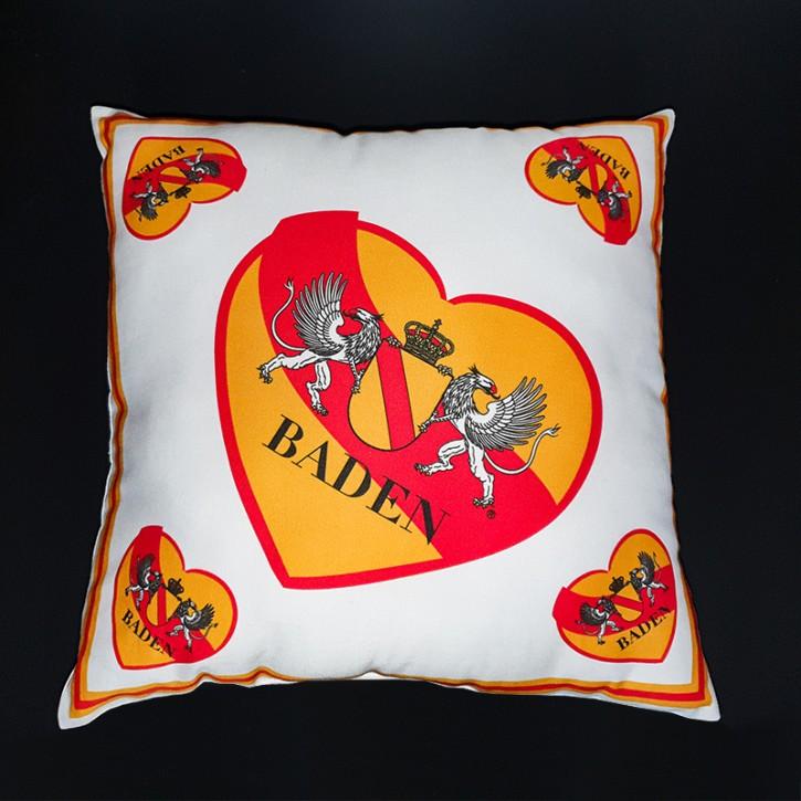 Kissen - Herzdesign