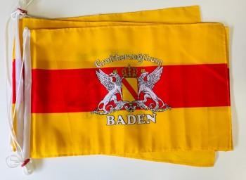 Fahnenkette Großherzogthum Baden