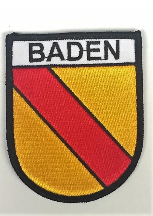 Stoffabzeichen - Aufnäher Patch Wappen Baden
