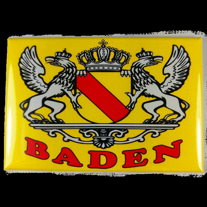 Kühlschrankmagnet Baden