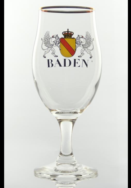 Pilsglas Baden