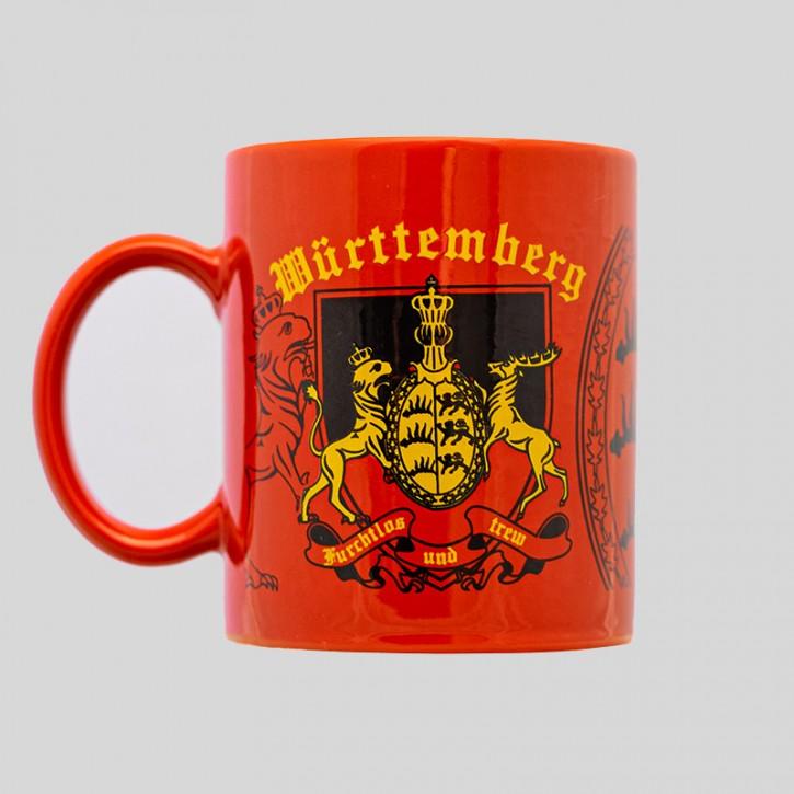 Kaffeetasse Baden-Württemberg