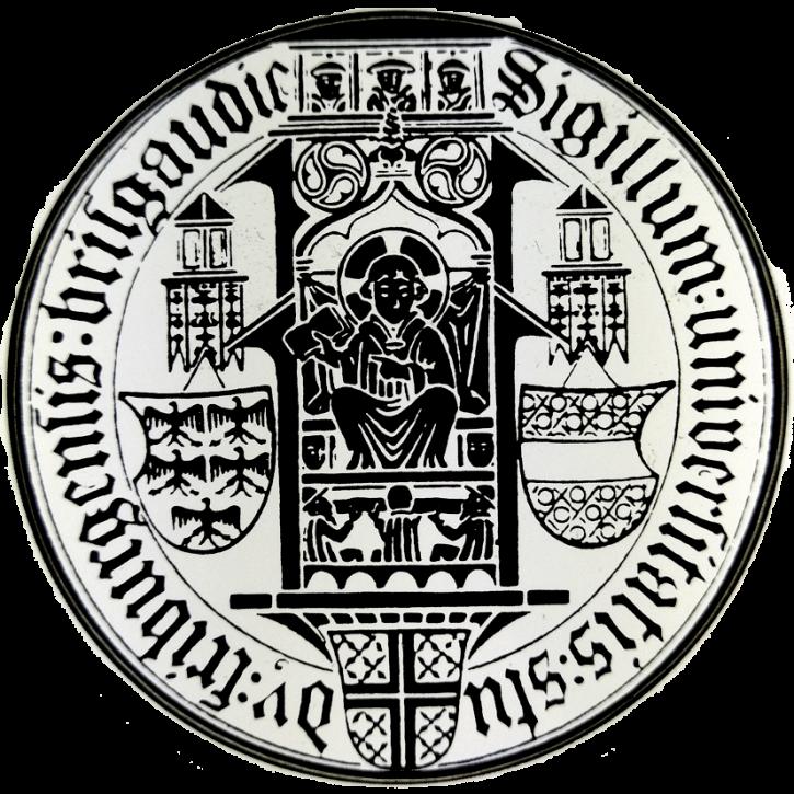 Aufkleber Universität Freiburg