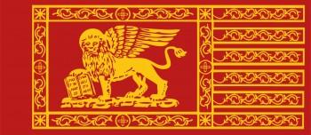 Flagge / Fahne der Republik Venedig / Serenìsima Repùblica de Venessia