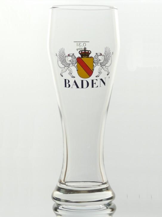 Weizenglas Baden 0,3 L