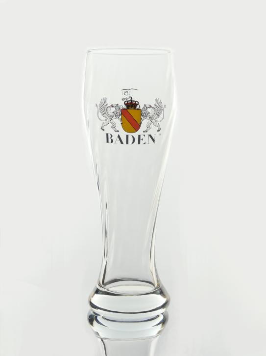 Weizenglas Baden 0,5 L