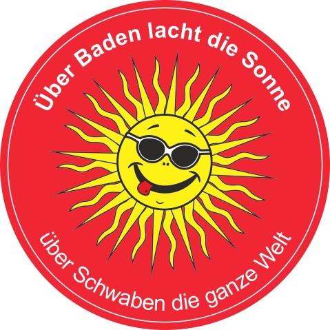 Über Baden lacht die Sonne