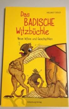 Das Badisches Witzbüchle - Helmut Dold / Gelb