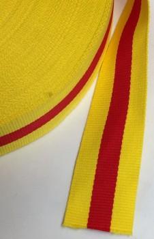 gewebtes Polyesterband 50 mm