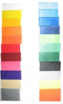 Fahnenstoff 150 cm breit farbig