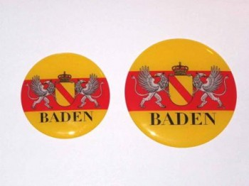 3-D Label Plus - Baden