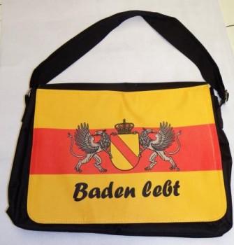 Umhängetasche Baden lebt - Tasche Baden