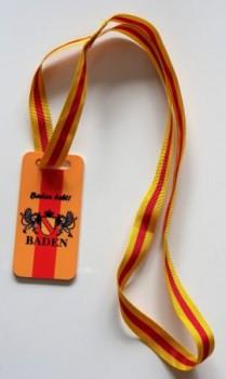 Kofferanhänger Baden lebt