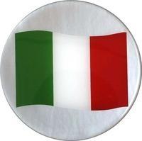 3-D Label Italien