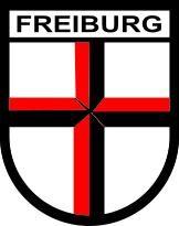 Stoffabzeichen - Aufnäher - Freiburg