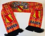 Strick-Jacquardschal Baden