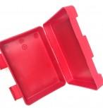 Badische Vesper Dose rot