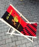 """Liegestuhl """"für Schwobe"""""""