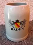 Bierkrug Baden