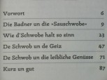 Sauschwob - Buch