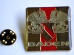 Plakette Baden
